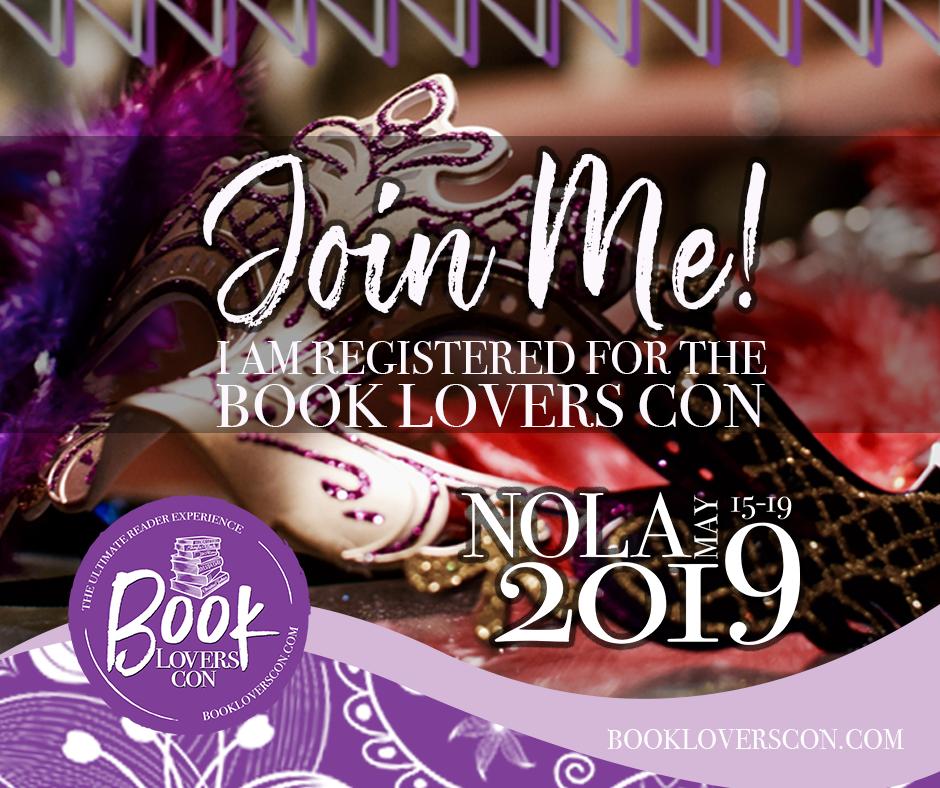 NOLA: Book Lovers Con – Charlaine Harris